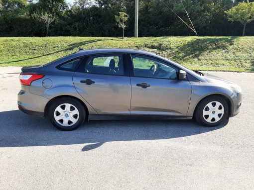 118k Miles – 2012 Ford Focus S