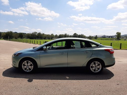 53K Miles – 2012 Ford Focus SEL