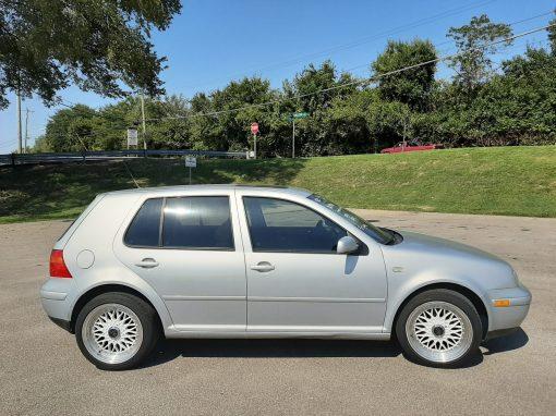 60k Miles – 2000 Volkswagen Golf GLS