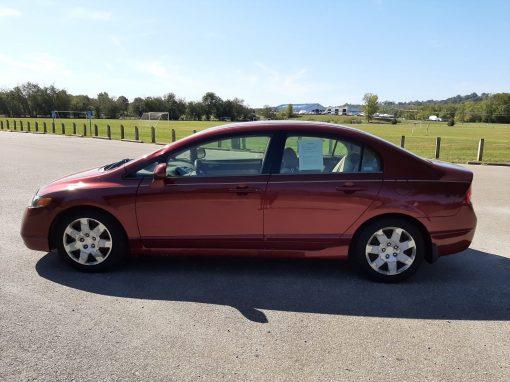 154k Miles – 2006 Honda Civic LX