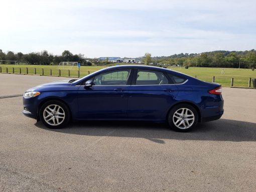 72k Miles – 2013 Ford Fusion SE