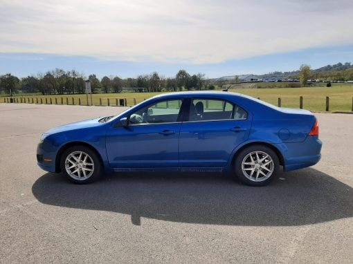 100k Miles – 2012 Ford Fusion SEL