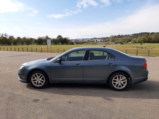 126k Miles – 2012 Ford Fusion SEL