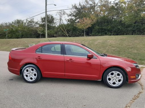129k Miles – 2010 Ford Fusion SE